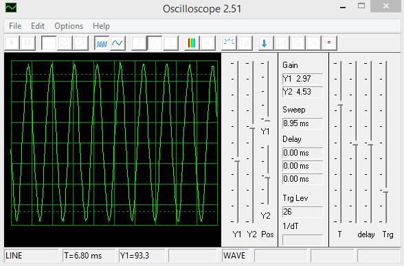 Oscillopscope 2.51