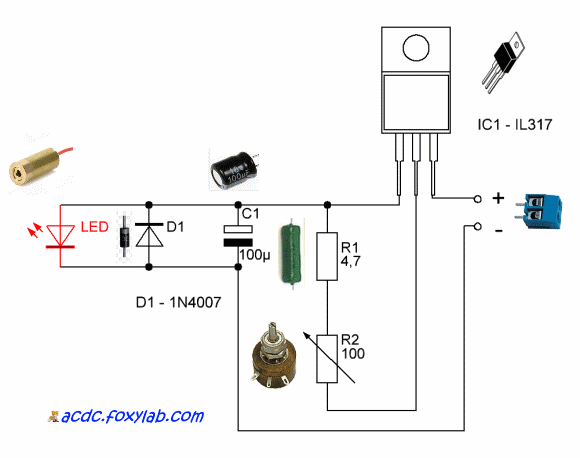 Режущий лазер своими руками: метод и материал