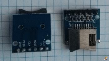 адаптер для SD-карточки